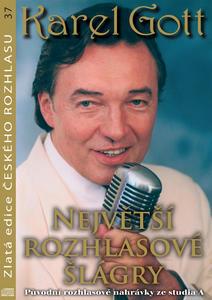 Obrázok Karel Gott Největší rozhlasové šlágry (CD)