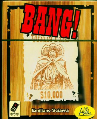 Obrázok Karetní hra Bang