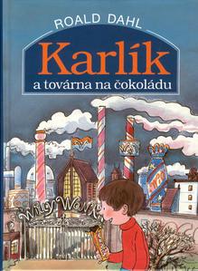 Obrázok Karlík a továrna na čokoládu