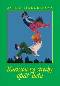 Obrázok Karlsson zo strechy opäť lieta