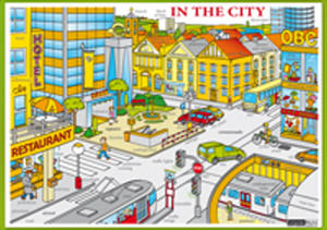 Obrázok Karta In the city