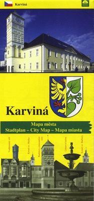 Obrázok Karviná Mapa města