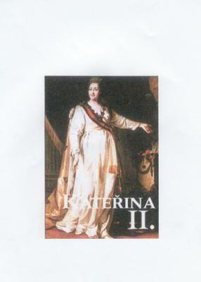 Obrázok Kateřina II.