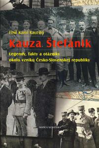 Obrázok Kauza Štefánik
