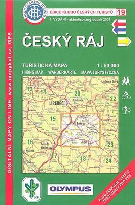 Obrázok KČT 19 Český ráj