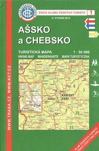 Obrázok KČT 1 Ašsko a Chebsko