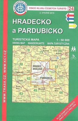 Obrázok KČT 24 Hradecko a Pardubicko