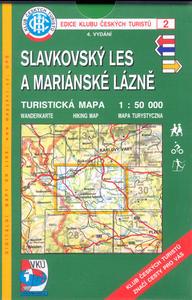 Obrázok KČT 2 Slavkovský les a Mariánské Lázně