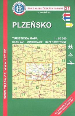 Obrázok KČT 31 Plzeňsko