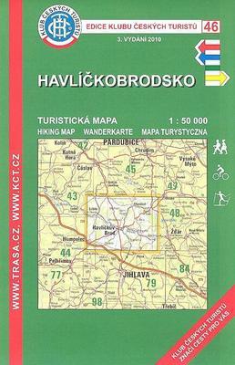 Obrázok KČT 46 Havlíčkobrodsko