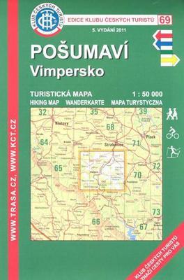 Obrázok KČT 69 Pošumaví Vimpersko