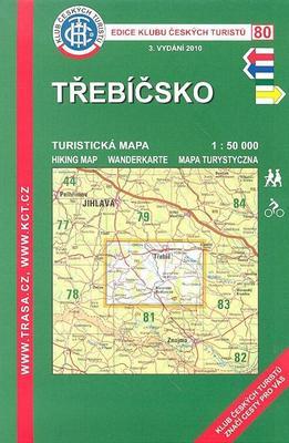 Obrázok KČT 80 Třebíčsko