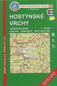 Obrázok KČT 94 Hostýnské vrchy