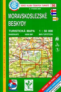 Obrázok KČT 96 Moravskoslezské Beskydy