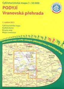 Obrázok KČTC Podyjí, Vranovská přehrada 1:50 000