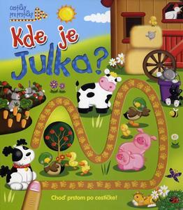 Obrázok Kde je Julka?