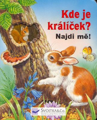 Obrázok Kde je králíček? Najdi mě!