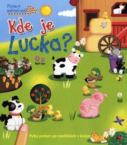 Obrázok Kde je Lucka?