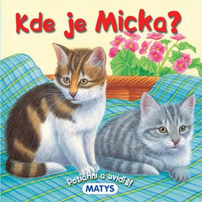 Obrázok Kde je Micka?