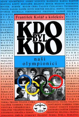 Obrázok Kdo byl kdo Naši olympionici