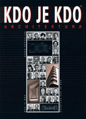 Obrázok Kdo je kdo Architektura ČR