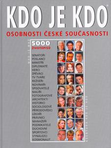 Obrázok Kdo je kdo Osobnosti české současnosti