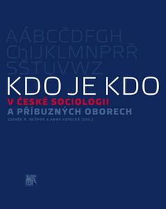 Obrázok Kdo je kdo v české sociologii a příbuzných oborech