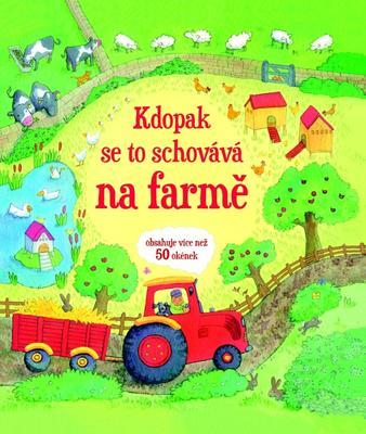 Obrázok Kdopak se schovává na farmě