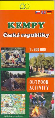 Obrázok Kempy České republiky