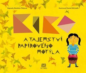 Obrázok Kiko a tajemství papírového motýla