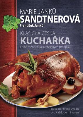 Obrázok Klasická česká kuchařka