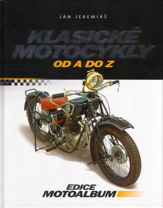 Obrázok Klasické motocykly od A do Z