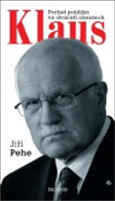 Obrázok Klaus Portrét politika ve dvaceti obrazech