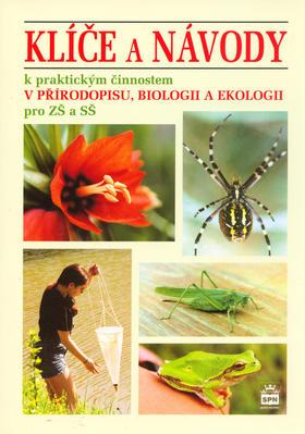Obrázok Klíče a návody k praktickým činnostem v přírodopisu, biologii a ekologii