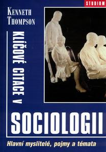 Obrázok Klíčové citace v sociologii