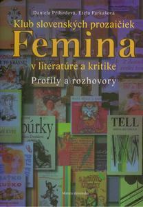 Obrázok Klub slovenských prozaičiek Femina v literatúre a kritike