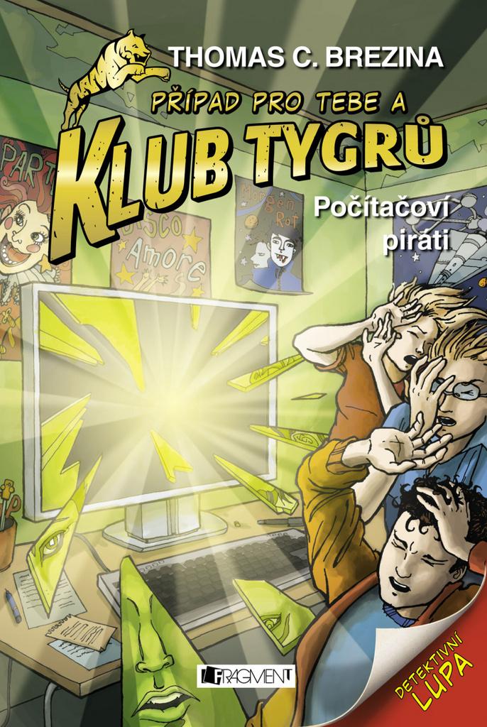 Klub Tygrů Počítačoví piráti - Thomas C. Brezina