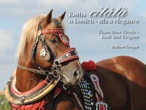 Obrázok Kniha citátů o koních – síla a elegance
