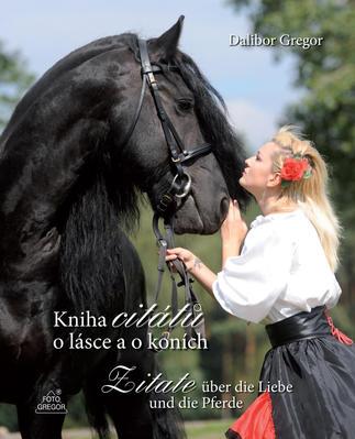 Obrázok Kniha citátů o lásce a o koních