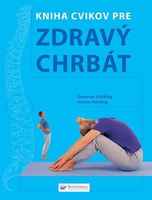 Obrázok Kniha cvikov pre zdravý chrbát