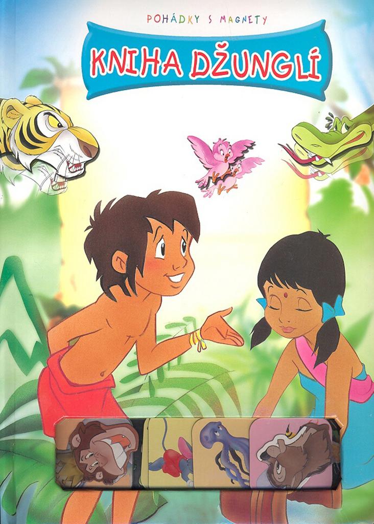 Kniha džunglí