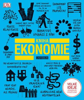 Obrázok Kniha ekonomie