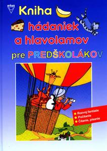 Obrázok Kniha hádaniek a hlavolamov pre predškolákov
