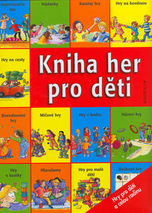 Obrázok Kniha her pro děti