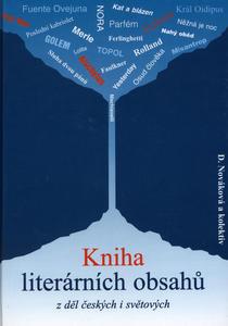 Obrázok Kniha literárních obsahů z děl českých i světových