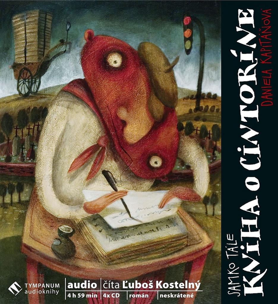 Kniha o cintoríne - Samko Tále