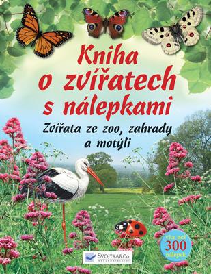Obrázok Kniha o zvířatech s nálepkami