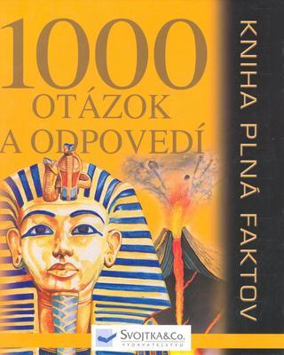 Obrázok Kniha plná faktov 1000 otázok a odpovedí