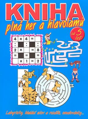 Obrázok Kniha plná her a hlavolamů