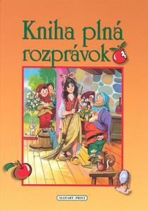 Obrázok Kniha plná rozprávok